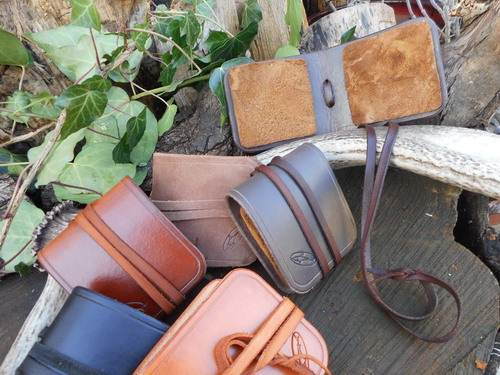 Leather-Amadoe Fly Fising wallets-generic pic