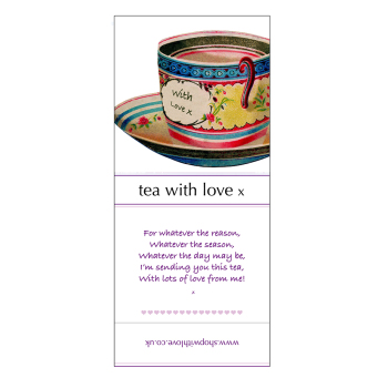 Tea with Love - With love