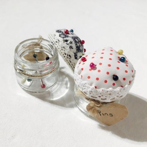 Pin Pot Jars