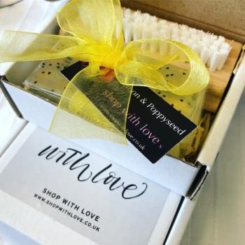 SCRUBBY GIFT BOX