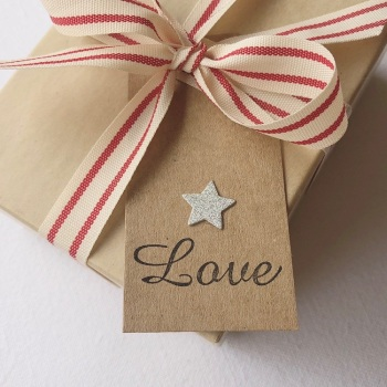 Gift tags - Love Star