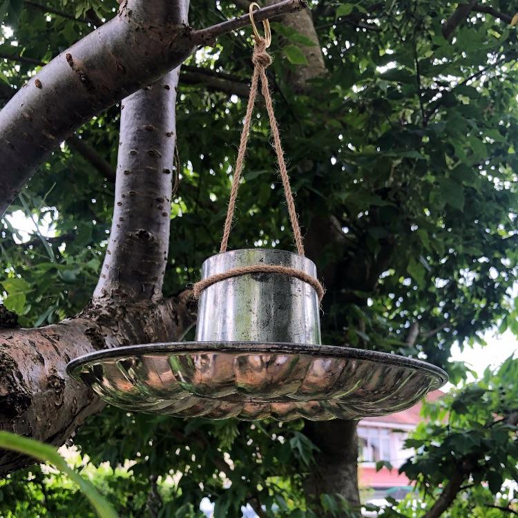 012 Bird feeder