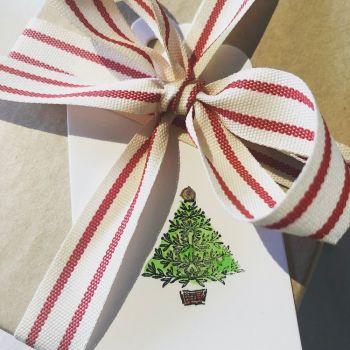 Gift tags - Xmas tree