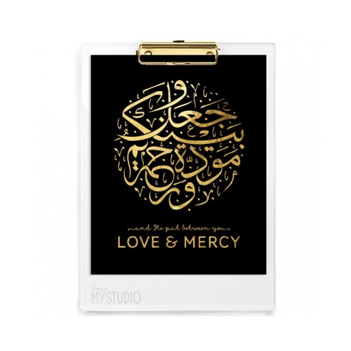 Love & Mercy (Gold)