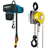 Chain Hoists & Beam Trolleys