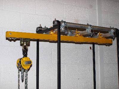 250kg Swl Scaffolding Runway System
