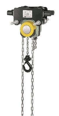 Yale Lift 360deg MKIII 1000kg SWL with Geared Travel Trolley