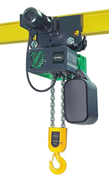 Stahl ST Electric Chain Hoist 2000kg SWL
