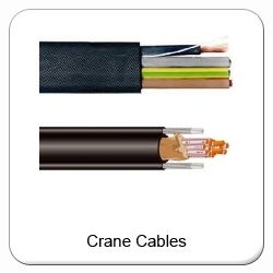 Buy crane cables online.  Including H07VVH6-F flat PVC cable and Boitalyon pendant canle