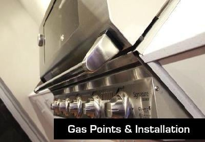 Gas Point Installations Western Australia