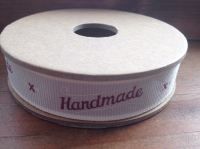 "3 Metre East of India Ribbon. ""Handmade"""