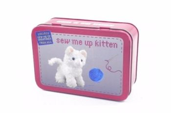 Sew Me Up - Kitten, Gifts in a Tin