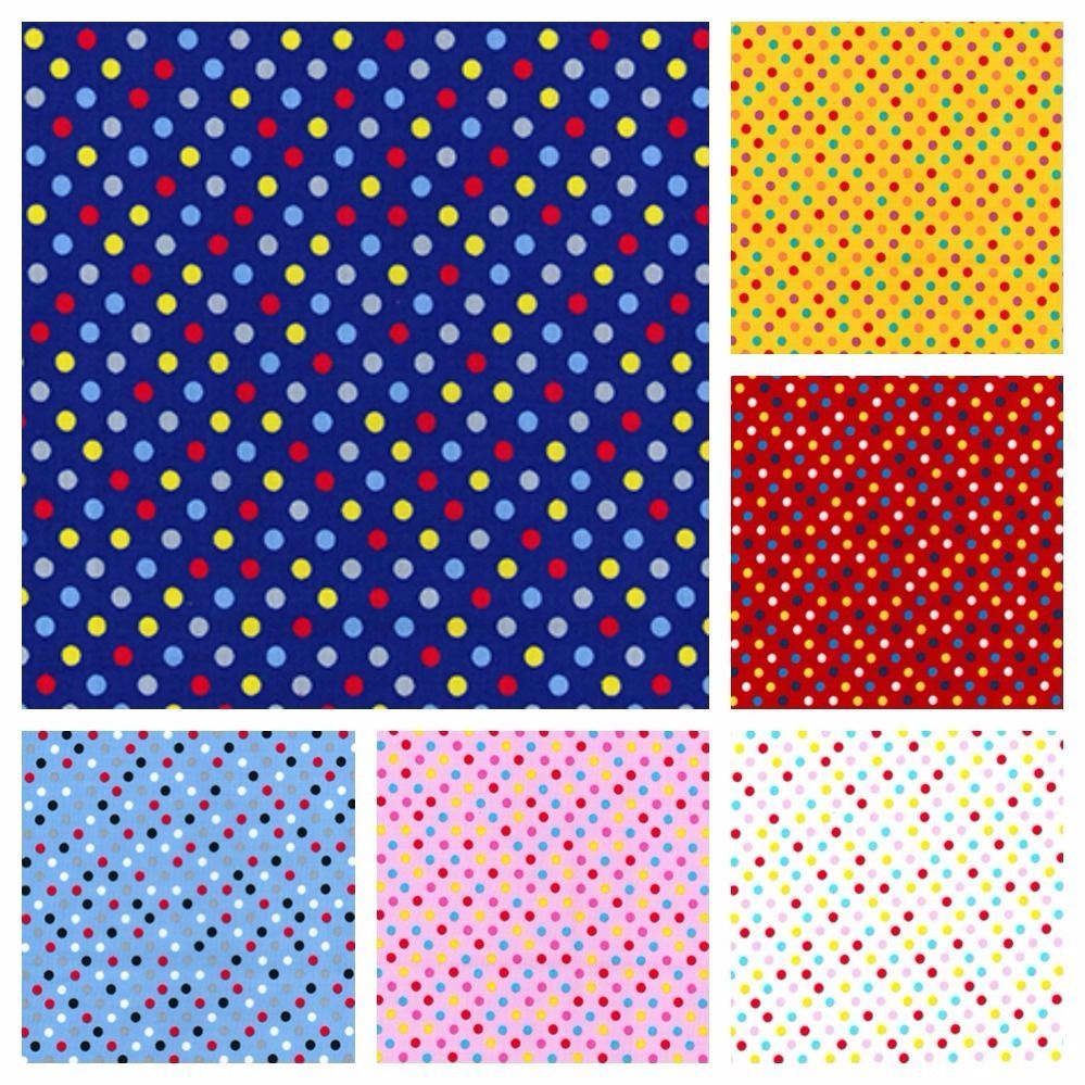 Colouredbackground and dots