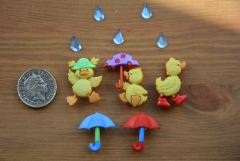 Dress It Up Buttons -  Puddle Jumpers