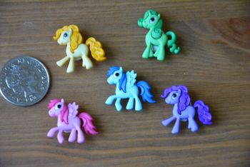 Dress It Up Buttons - Pony Parade