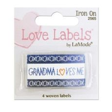 Love Labels, Grandma Loves Me