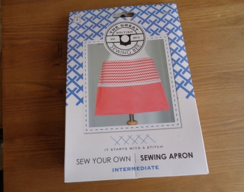 The Great British Sewing Bee, Sew your own Apron
