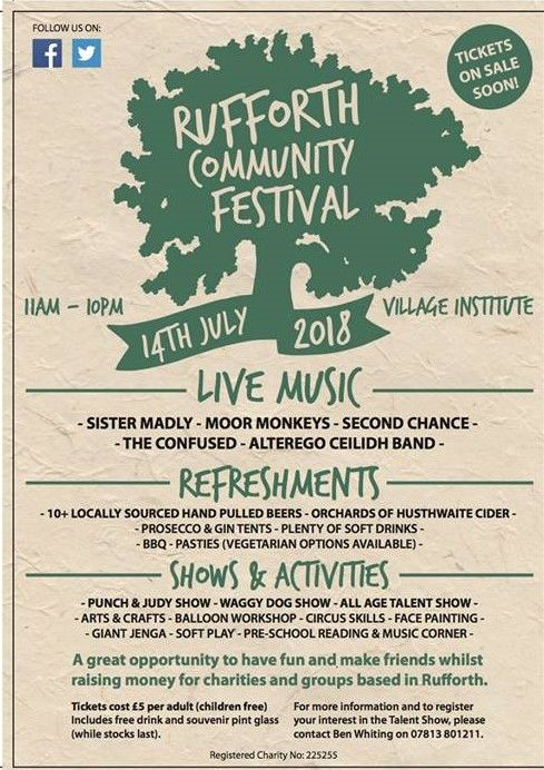 Rufforth Community