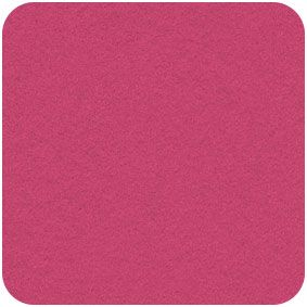 Heather, Pink Acrylic Felt Craft Square