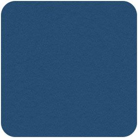 Cornflower Blue  Acrylic Felt Craft Square