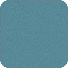 Turquoise, Kingfisher Acrylic Felt Craft Square