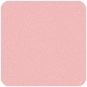 Light Pink, Acrylic Felt Craft Square