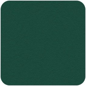Dark Green,  Acrylic Felt Craft Square