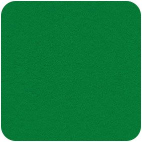 Meadow Green,  Acrylic Felt Craft Square