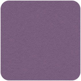 Lavender, Acrylic Felt Craft Square