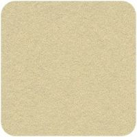 Acrylic Felt Craft Square Ivory/Cream