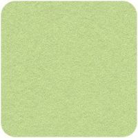 Acrylic Felt Craft Square Mint Green