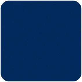 Royal Blue  Acrylic Felt Craft Square