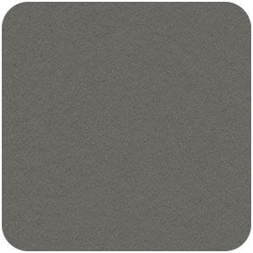 Grey/Cream Acrylic Felt Craft Square