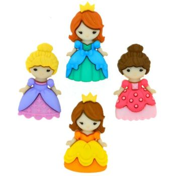 Dress It Up Buttons -   Belle Of The Ball