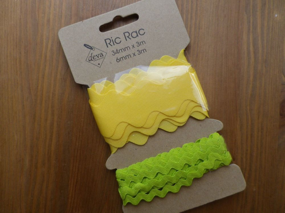 Ric Rac High quality Polyester trim