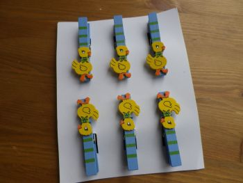 Blanket clips - Ducks