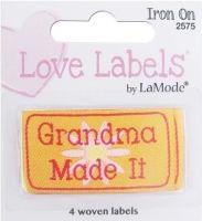 Love Labels,  Grandma Made It