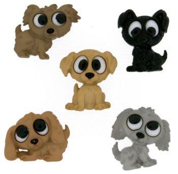 Dress It Up- Playful Puppies