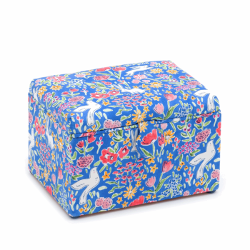 Sewing Stool , Garden Blueberry