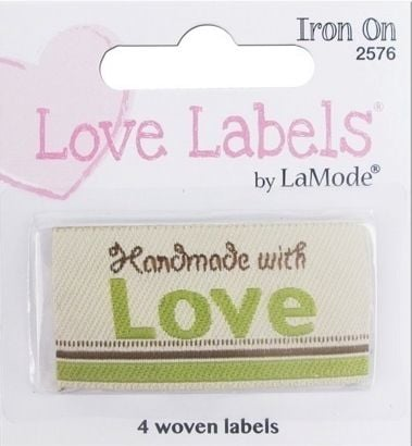 Love Labels by La Mode. Nana Made It For Me