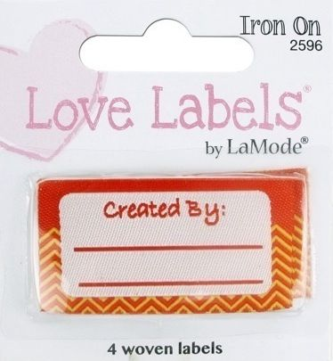 Love Labels, Created By