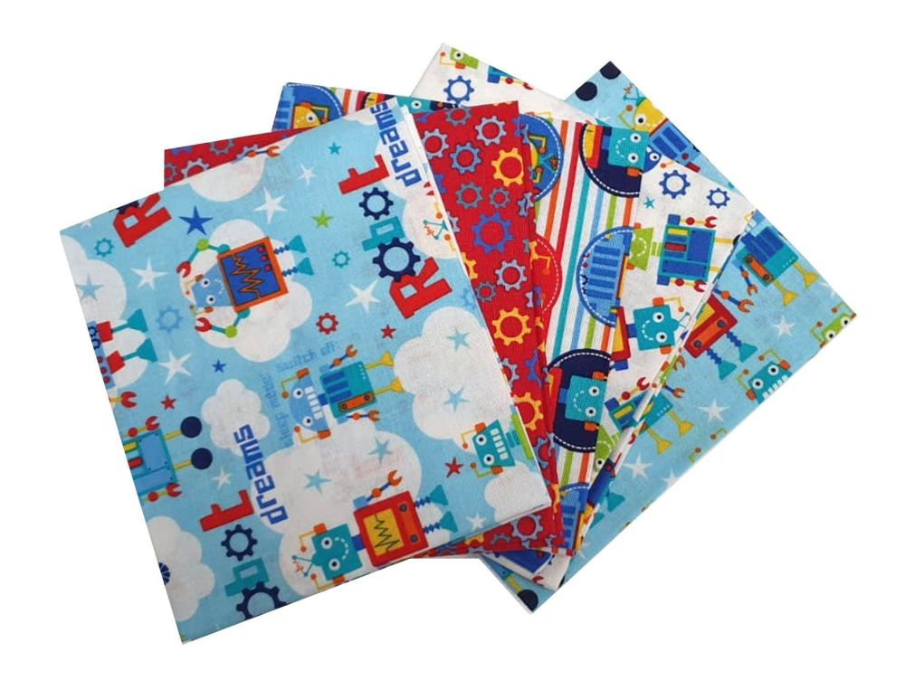 Bee Happy - 100% Cotton Fat Quarters