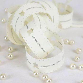 Congratulations Paper Chain