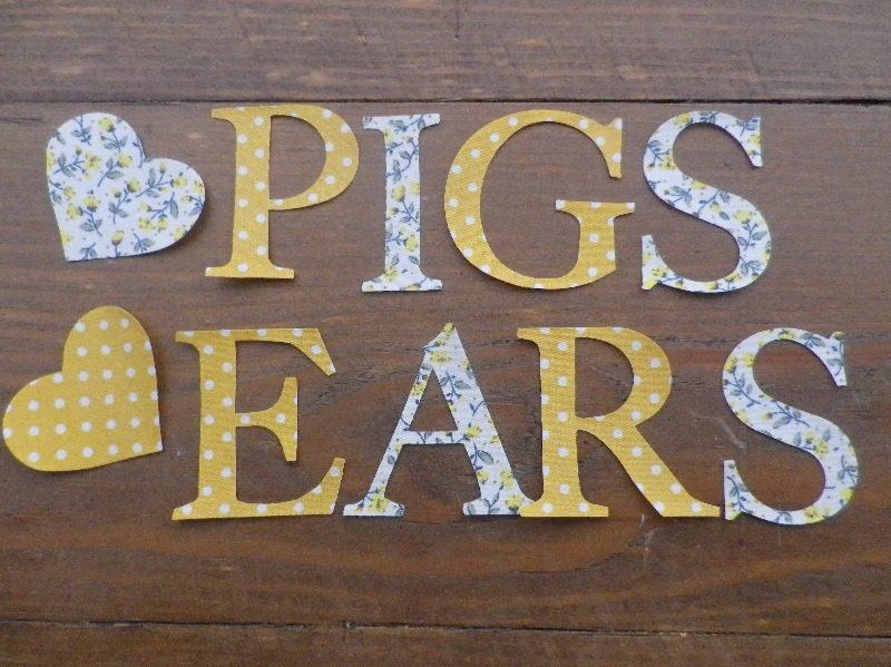 pigs ears