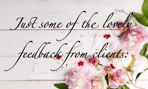 feedback peony