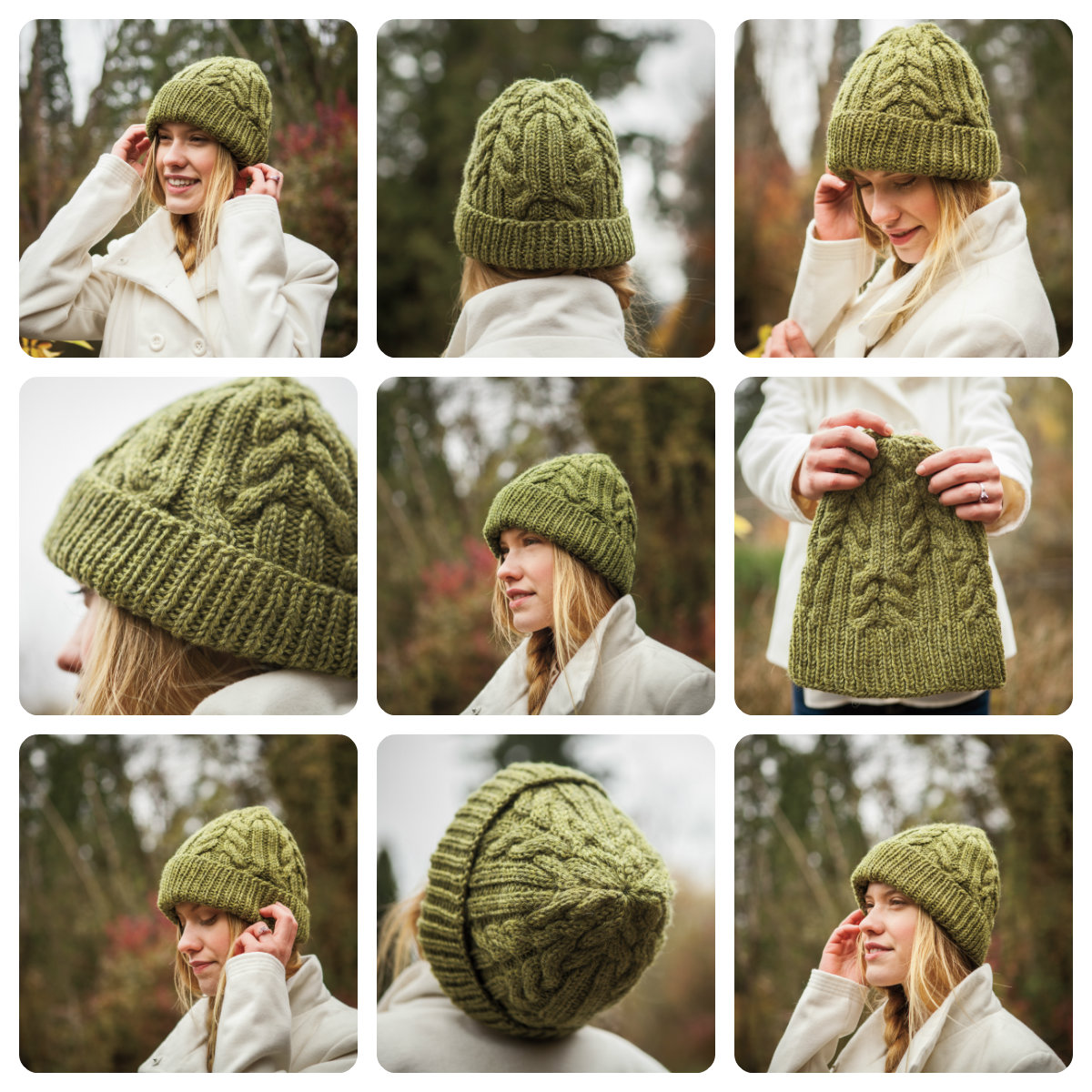 The Antrim hat photo shots