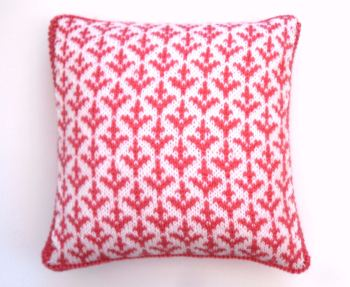 "Valentine cupid arrows cushion 12"" x 12"""