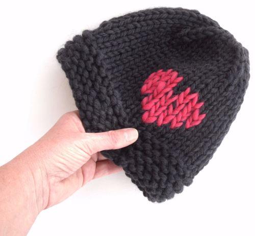 Black Woolen Hat