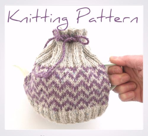 2 cup tea cosy pattern