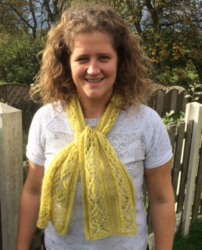 Luscious Luserito Knitting pattern